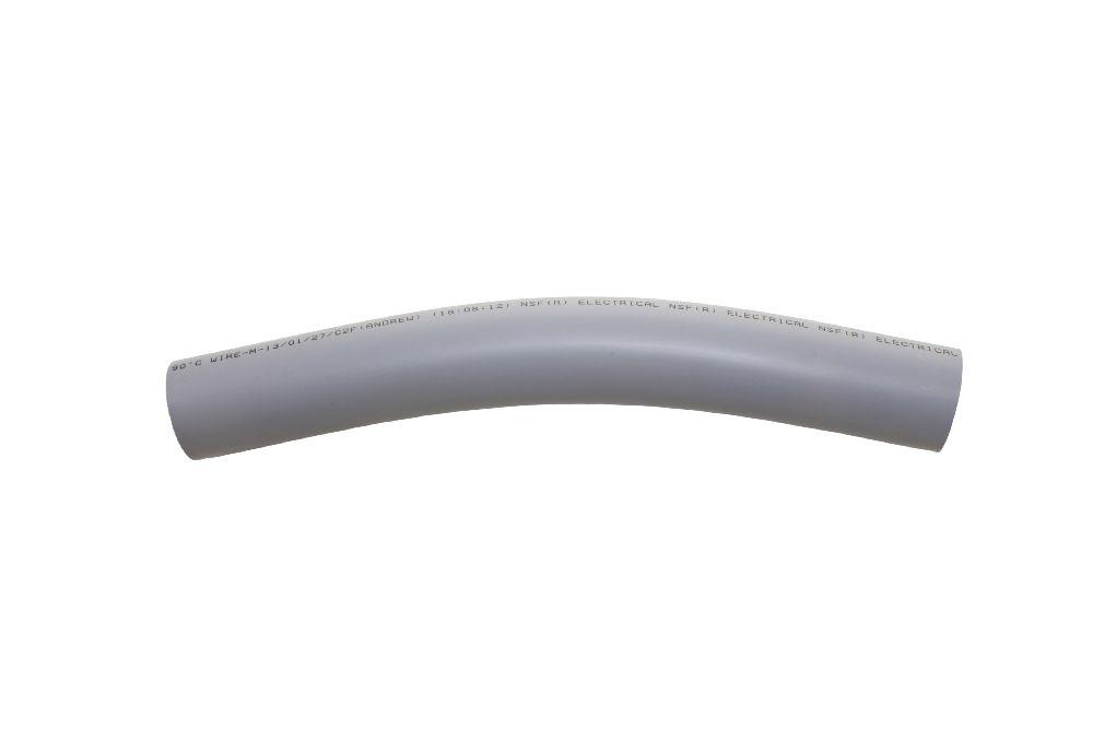 "2""x22 1/2Dx36R PVC SWEEP SPxSP SCH40 SCEPTER/KRALOY"