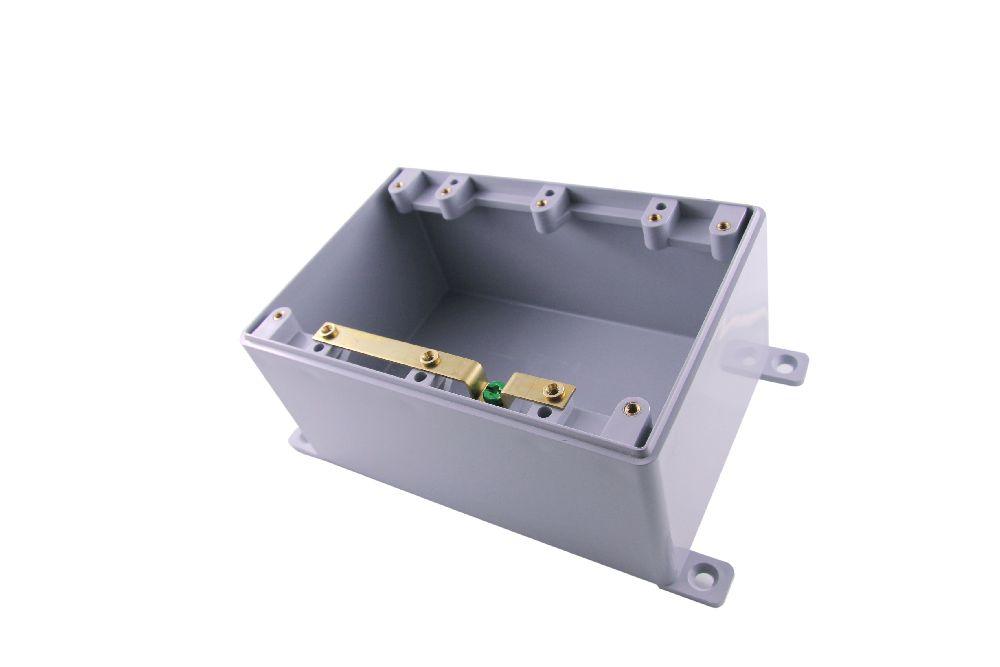 PVC FD BLANK TRIPLE GANG BOX DEEP SCEPTER