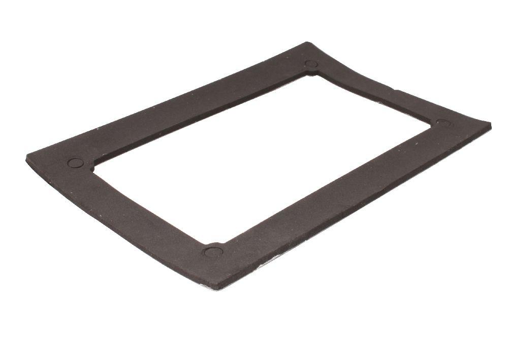 PVC TRIPLE GANG COV. PLATE GSKT FOR 'F' BOX SCEPTER/KRALOY