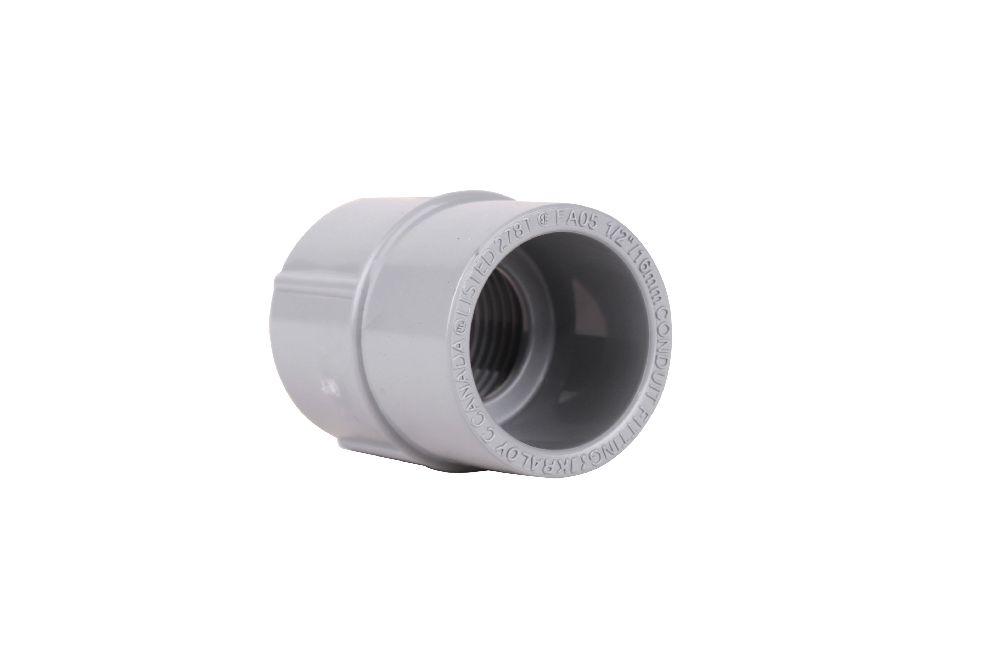"PVC 1/2"" Female Adapter"