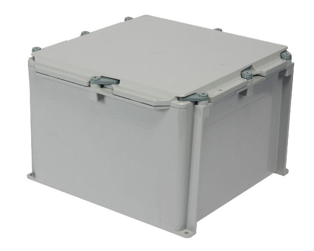"12""x12""x8"" PVC JUNCTION BOX SCEPTER"