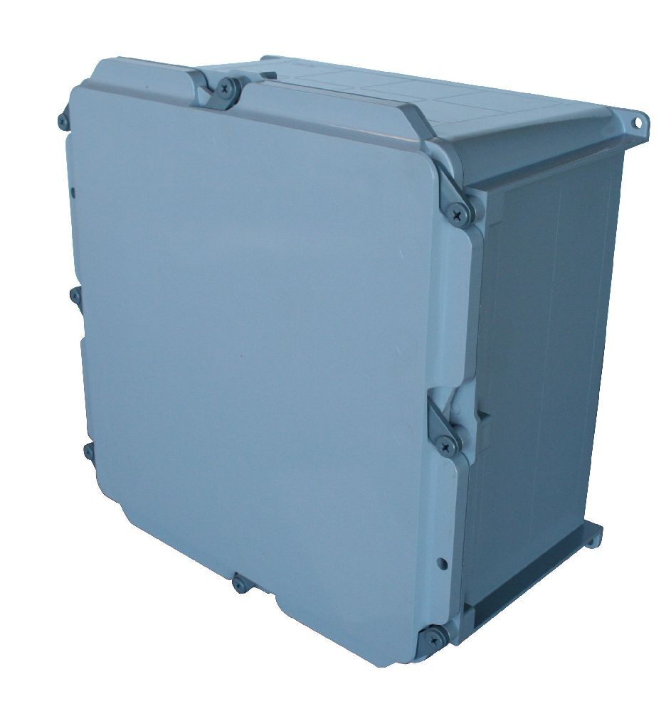 "14""x14""x8"" PVC JUNCTION BOX SCEPTER"